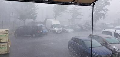Буря във Варна