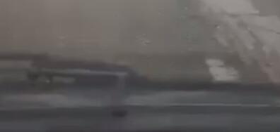 Пътят през Златишкия проход вече няма и асфалт, но искат винетка