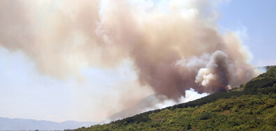 Пожар в Шумен