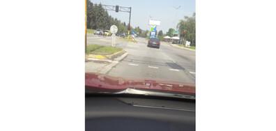 Така се минава на светофар