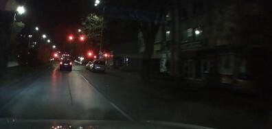 Как се минава на червен светофар