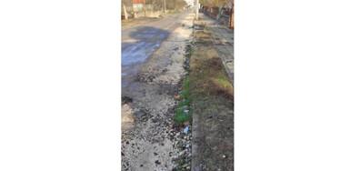 Ремонтираните улици на град Шабла