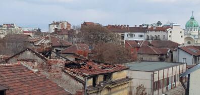 Опасните сгради на София