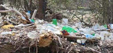 Замърсяване на река Струма