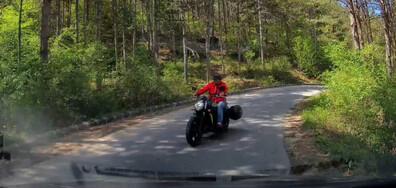 Моторист камикадзе