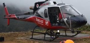 Хеликоптерите продължават издирването на Боян Петров