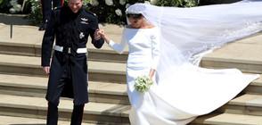 """ИЗНЕНАДА: Меган Маркъл избра сватбена рокля на """"Живанши"""" (ВИДЕО+СНИМКИ)"""