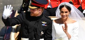 С ПРИКАЗНА КАРЕТА: Сватбената обиколка на Хари и Меган (ВИДЕО+СНИМКИ)
