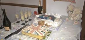 ПО СЛУЧАЙ СВАТБАТА: Британци в България организират чаена церемония