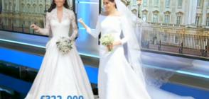 Чия сватба е по-скъпа - на Меган или на Кейт?