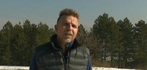 ЗАВИНАГИ НА ВЪРХА: Интервю на Боян Петров за NOVA преди експедицията