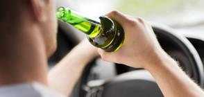 5000 пияни и 1500 дрогирани шофьори са хванати от началото на годината