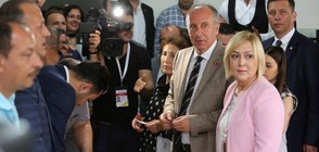 Кандидатите на опозицията гласуваха за президент на Турция