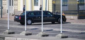 Тръмп и Путин в Хелзинки: Луксозни лимузини и драконовски мерки за сигурност (СНИМКИ)