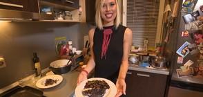 """Кулинарно изкуство на летището с Маги Джанаварова в """"Черешката на тортата"""""""