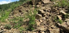 След пороите: Опасност от активизиране на свлачища в Бургас