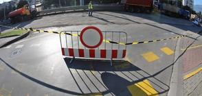 Нови ремонти блокират движението по ключови булеварди в София (ВИДЕО+СНИМКИ)