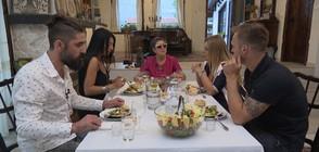 """Историческа вечеря с Кристина Патрашкова в """"Черешката на тортата"""""""