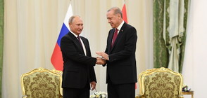 Путин и Ердоган се срещат в Сочи