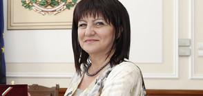 Цвета Караянчева: Гласувах за обединена, силна и стабилна Европа