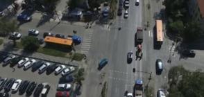 """""""Пълен абсурд"""": Сгради в риск заради автомобилен трафик (ВИДЕО)"""