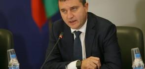 Сотир Цацаров разпореди проверка на финансовия министър (ОБЗОР)