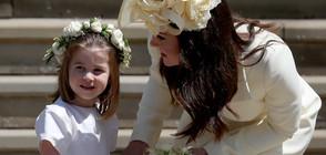 Джордж, Шарлот и дъщерята на Роби Уилямс – шафери на принцеса Южени(ВИДЕО+СНИМКИ)