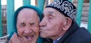 18 снимки, които показват, че любовта е неподвластна на времето (ГАЛЕРИЯ)