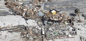 """Най-малко 18 са жертвите на урагана """"Майкъл"""" (ВИДЕО+СНИМКИ)"""