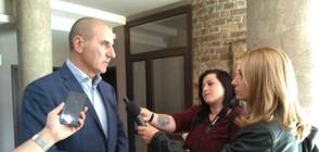 Цветан Цветанов: Фалшивите новини след убийството в Русе са хибридна война