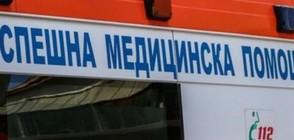 Кола навлезе на път в ремонт, помете строителен работник в Хасково