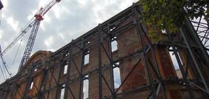 Няма виновни за събарянето на единия от Тютюневите складове в Пловдив