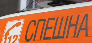 Автобус блъсна майка с количка в Пловдив