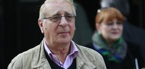 Актьорът Славчо Пеев е приет в болница