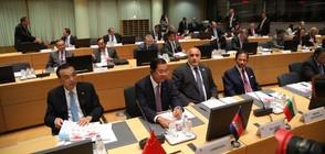 Борисов участва в откриването на 12-ата среща на върха Азия – Европа (СНИМКИ)