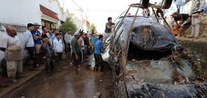 БЕДСТВИЕ: Най-малко 5 жертви на лошото време в Тунис (СНИМКИ)