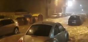 Нова серия от наводнения в Испания