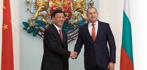 Радев призова за засилване на инвестиционното сътрудничество с Китай