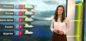Прогноза за времето (21.10.2018 - сутрешна)