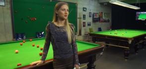 Българка е най-красивата съдийка в световния спорт (ВИДЕО)