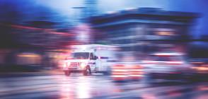 В ПОСЛЕДНОТО ДЕНОНОЩИЕ: 18 катастрофи с 24 ранени (ВИДЕО)