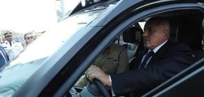 Бойко Борисов посети Центъра по операциите на полицията в Дубай (ВИДЕО+СНИМКИ)