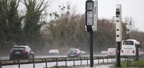 """Радари """"чудовища"""" ще стряскат шофьорите във Франция (ВИДЕО)"""