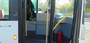 КАТАСТРОФА В ПЛОВДИВ: Отново автобус блъсна жена, тя пресичала неправилно