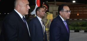 Борисов се срещна с египетския президент (ВИДЕО)