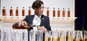 Австралиецът Орландо Марцо е новият носител на титлата World Class барман на годината