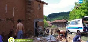 """""""Да хванеш гората"""": Историята на Алеко, който иска възроди българско село"""