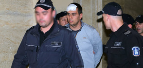 Съдът остави в ареста Викторио Александров (ВИДЕО+СНИМКИ)