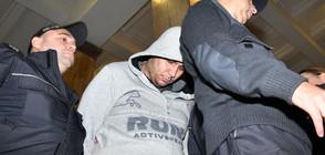 Викторио Александров остава за постоянно в ареста (ВИДЕО+СНИМКИ)