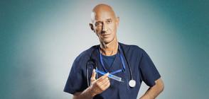 Даниел Рашев: Не съм д-р Врабчев, но основната част от мен е в образа му